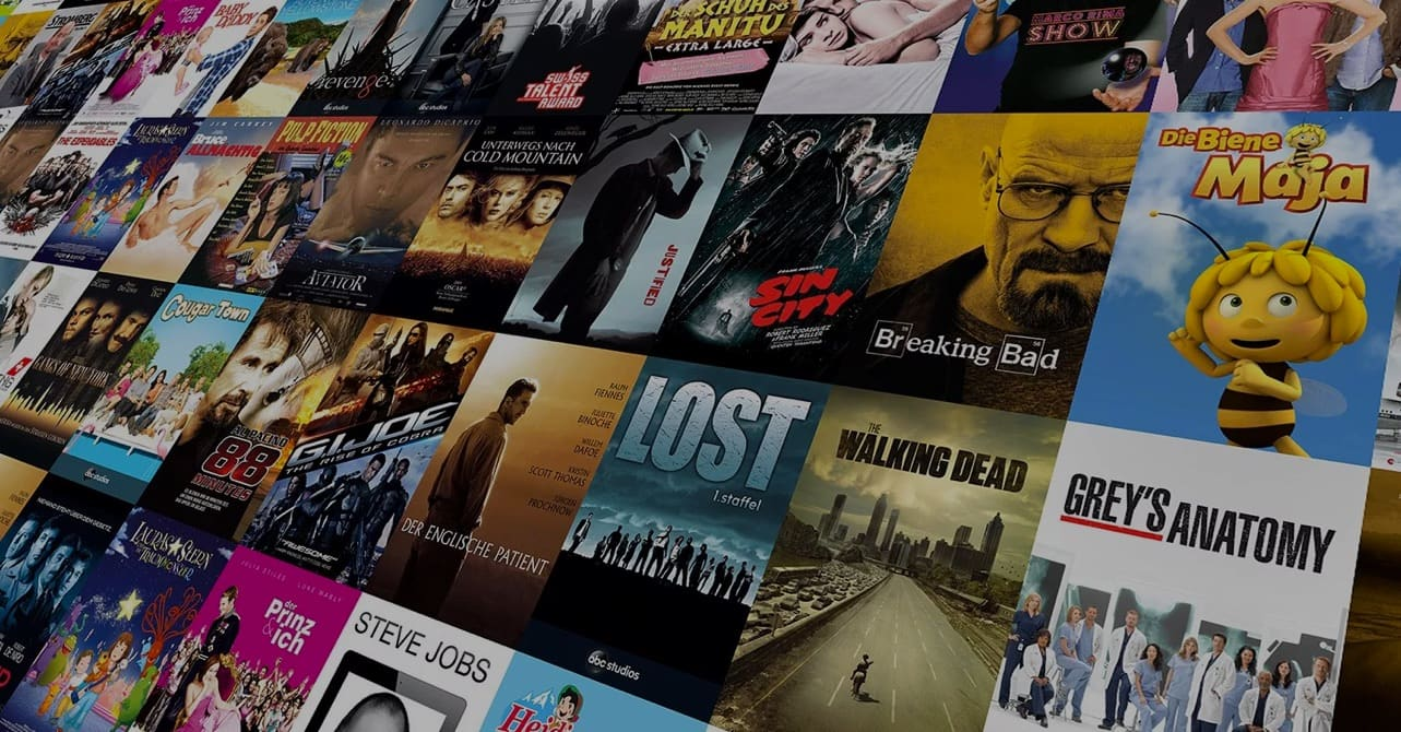 SVOD subscription video on demand