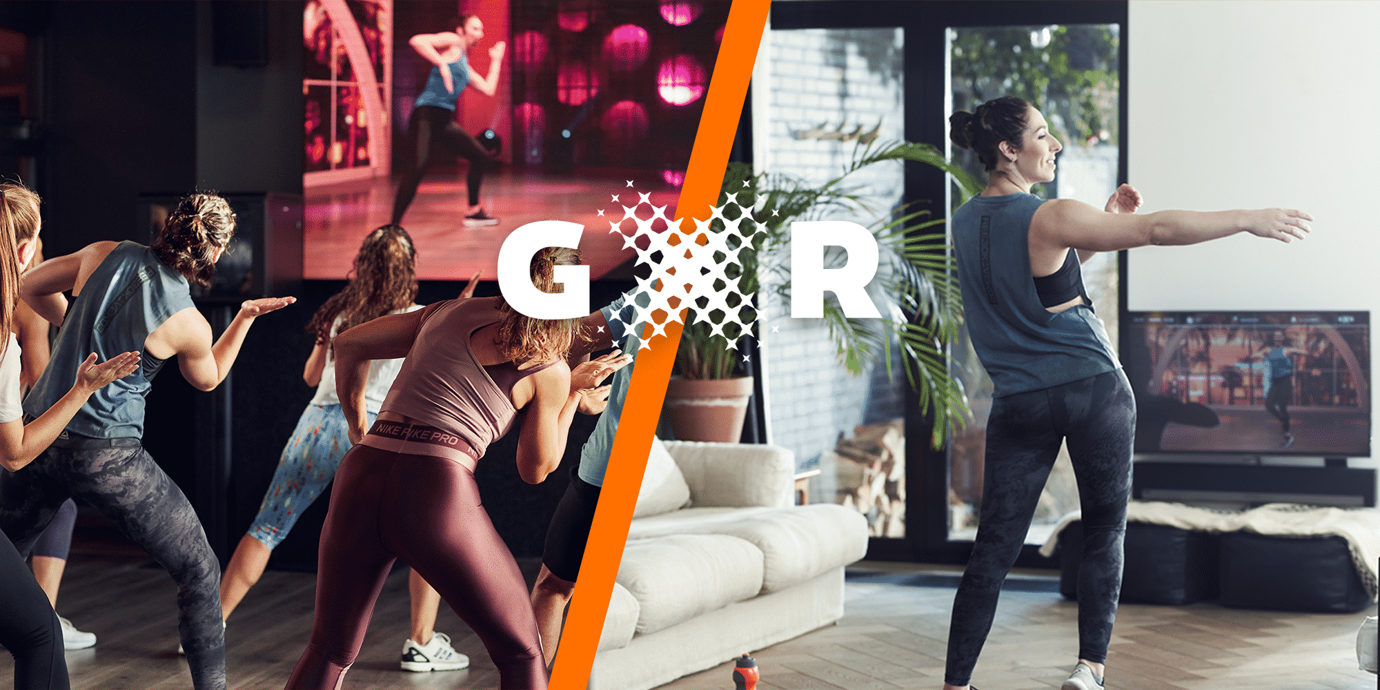Basic-Fit's GXR: Live and on demand fitness classes