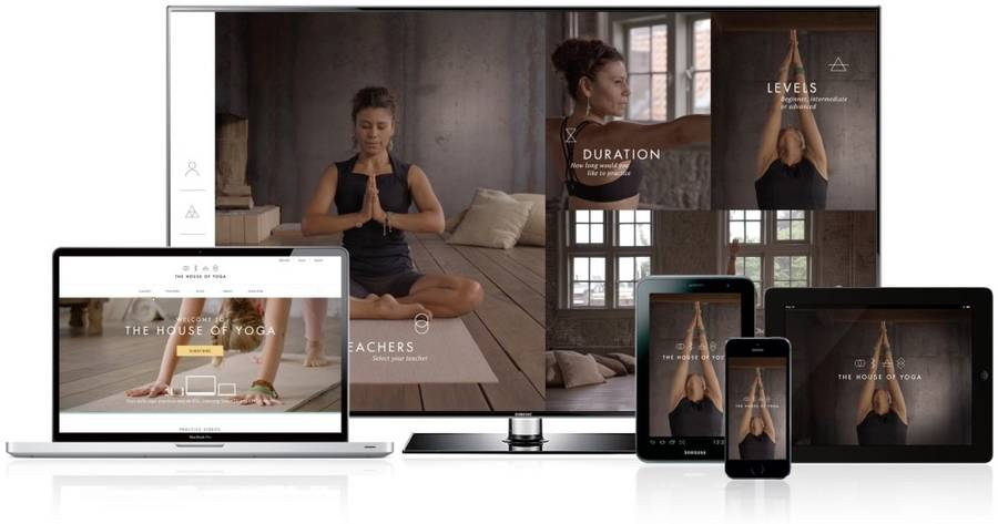 The House of Yoga Video Channel - VIXY Video Channel