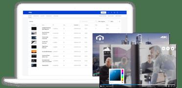 vixy online video platform