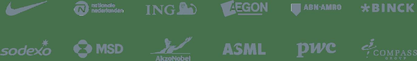 webinar logo's